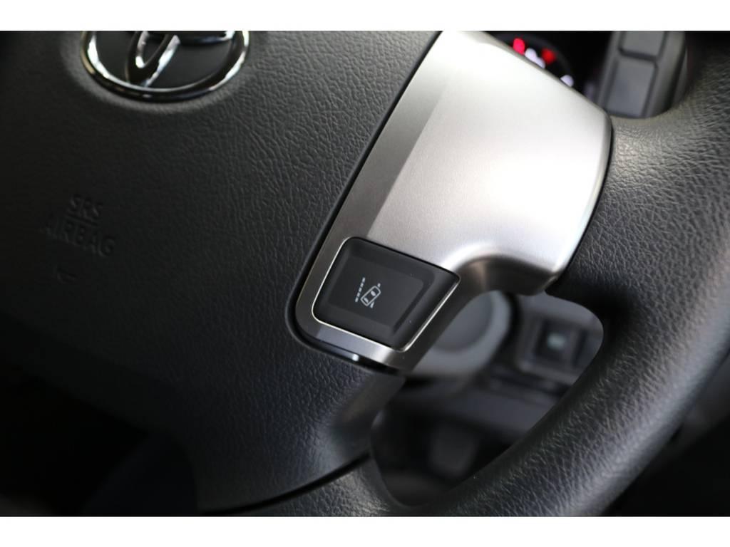 レーンアシスト装備♪ | トヨタ ハイエースコミューター 2.8 GL ディーゼルターボ