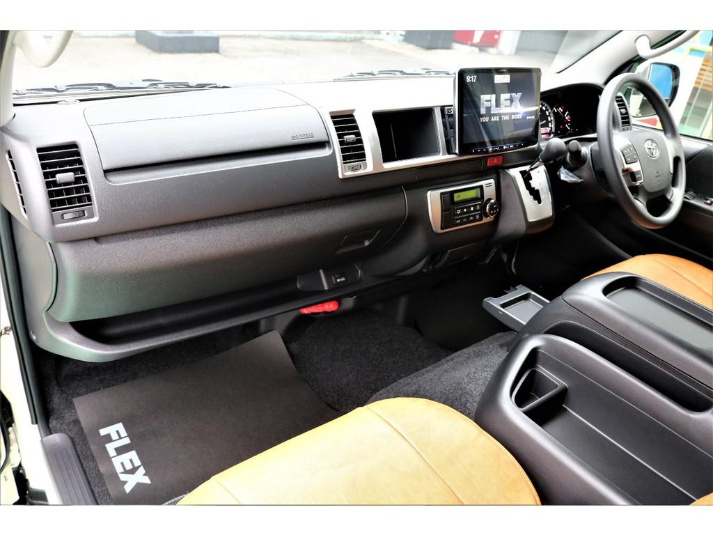 メーカーオプションの助手席エアバック・AC100Vも付いております!