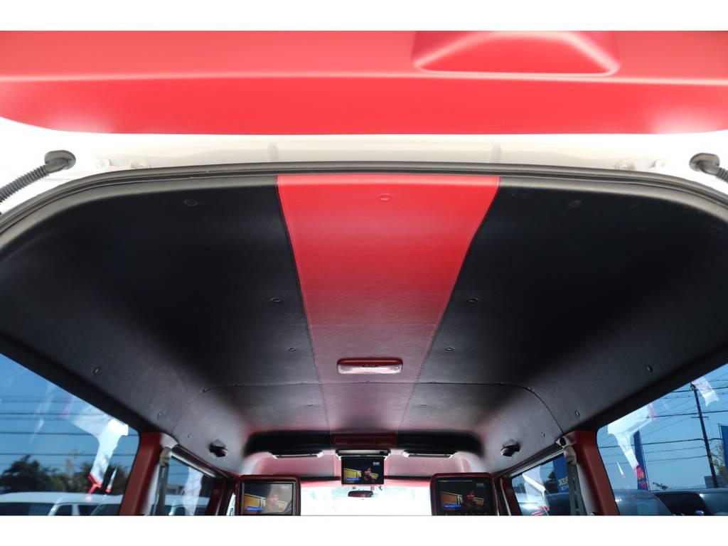 レザー張り施工♪ | トヨタ ハイエースバン 2.7 スーパーGL ワイド ロング ミドルルーフ 4WD GIBSONフルエアロ