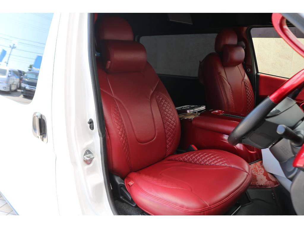 グラファムシートカバー♪ | トヨタ ハイエースバン 2.7 スーパーGL ワイド ロング ミドルルーフ 4WD GIBSONフルエアロ