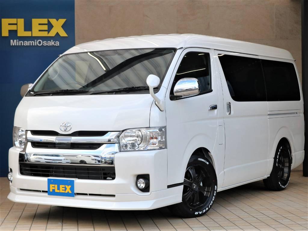 FLEXオリジナルシートアレンジR1・新車ワゴンGL2WD・セーフティセンス付き