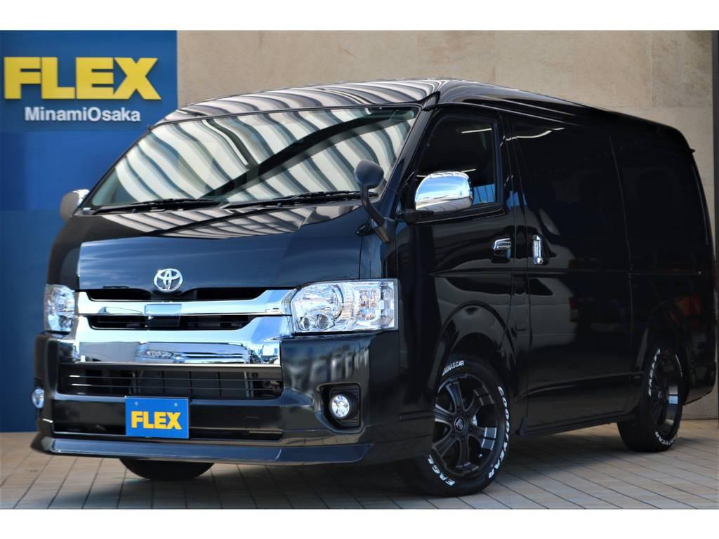 新車ワゴンGL4WD・FLEXオリジナルシートR1♪