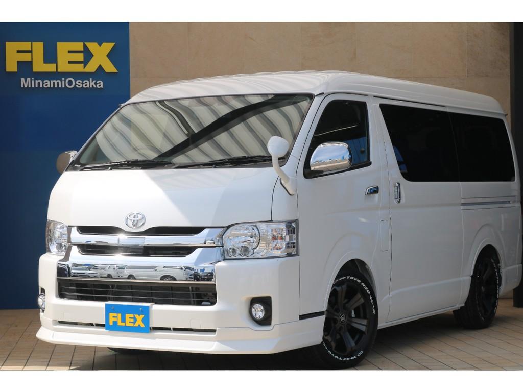 新車ワゴンGL2WD・FLEXシートアレンジVer10