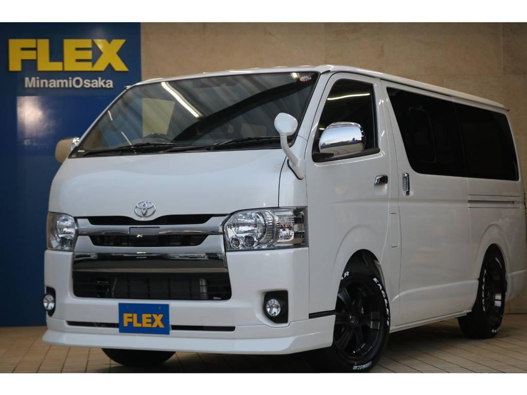 FLEX CUSTOM・新車ダークプライムⅡ・クリーンディーゼル2WD