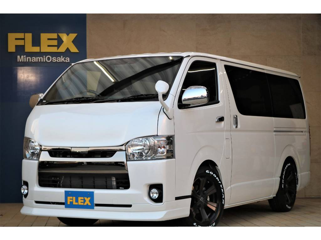 FLEXCUSTOM・新車ダークプライムⅡクリーンディーゼル2WD