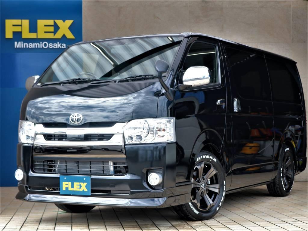 FLEX CUSTOM・新車50TH クリーンディーゼル2WD
