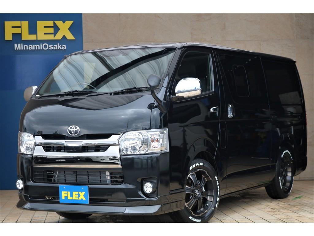 FLEXCUSTOM・新車DARKPRIMEⅡ・ガソリンWD