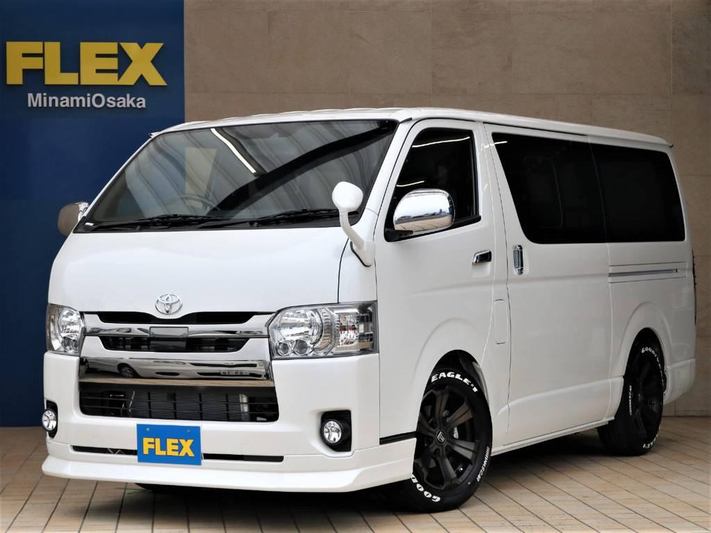 FLEX CUSTOM・新車DARK PRIMEⅡガソリン2WD♪