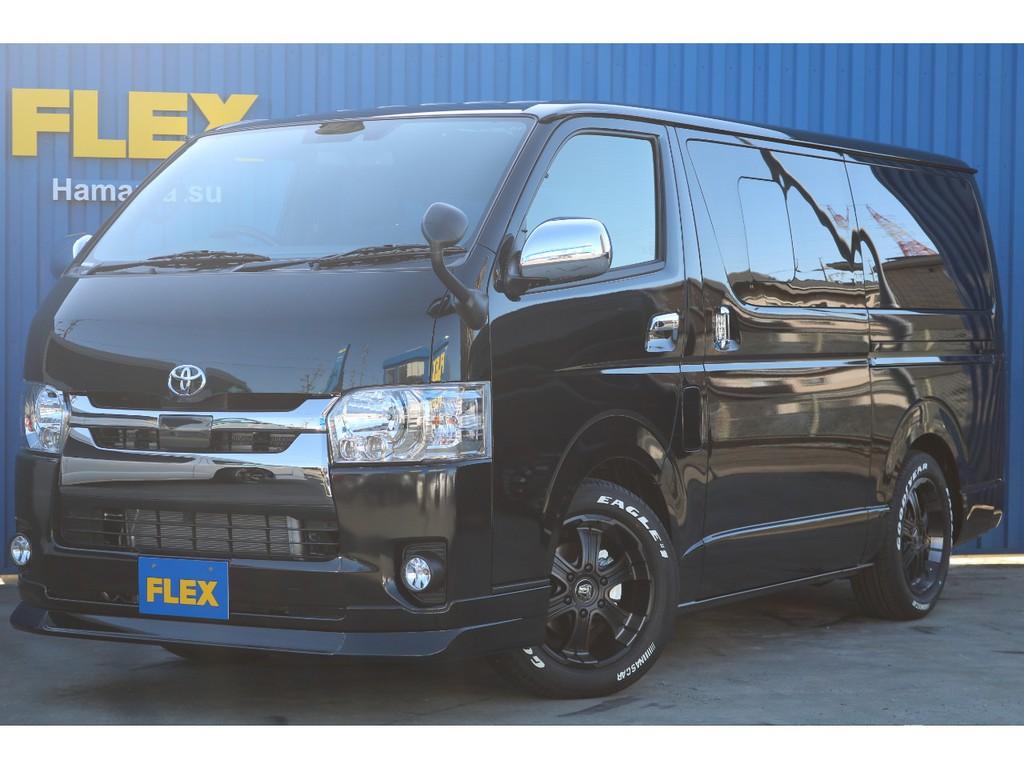 【新車ガソリンバン】特別仕様車ダークプライムⅡ 定番のカスタムを盛り込んだライトカスタム♪