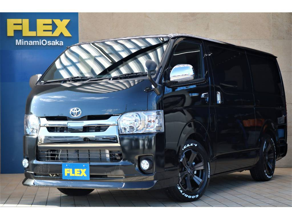FLEX CUSTOM・新車DARK PRIMEⅡ・ガソリン2WD