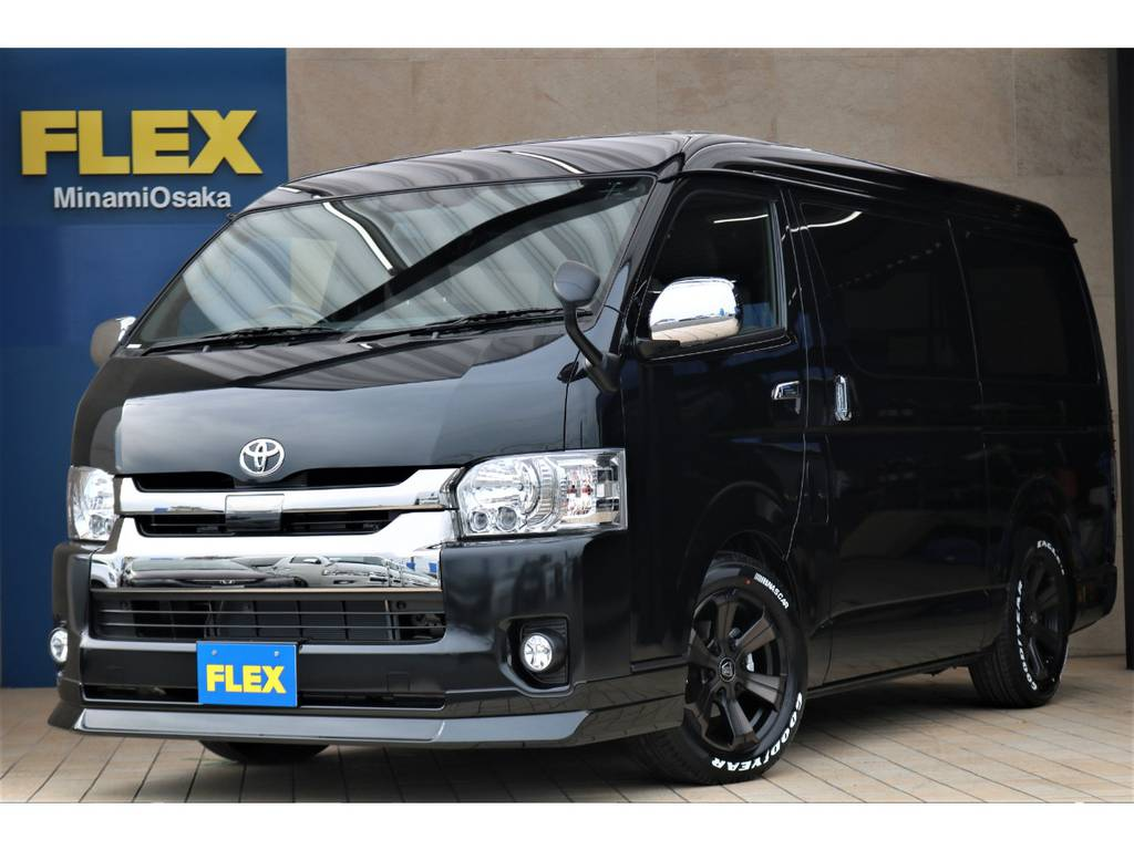 FLEX CUSTOM・新車DARK PEIMEⅡクリーンディーゼル2WD♪