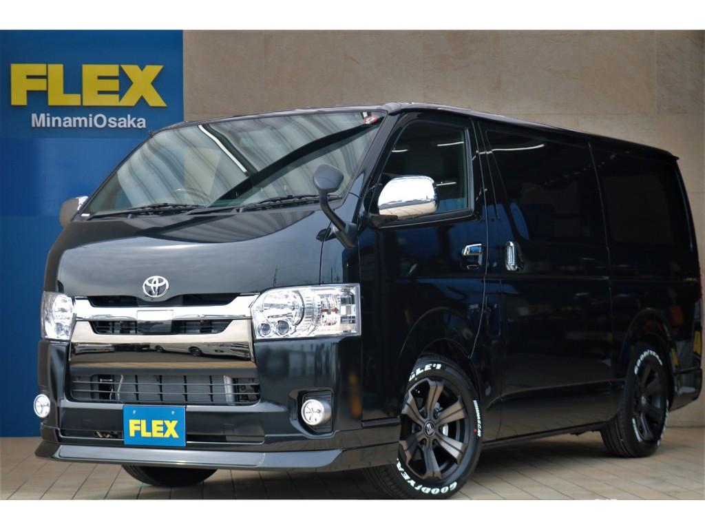 新車50TH・ディーゼル2WD・FLEXCUSTOM♪