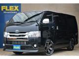 FLEX CUSTOM・新車ダークプライムⅡクリーンディーゼル2WD♪