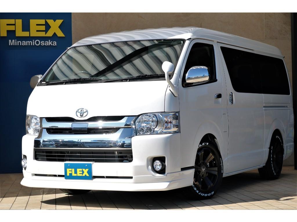 FLEXオリジナルシートアレンジR1・新車ワゴンGL2WD