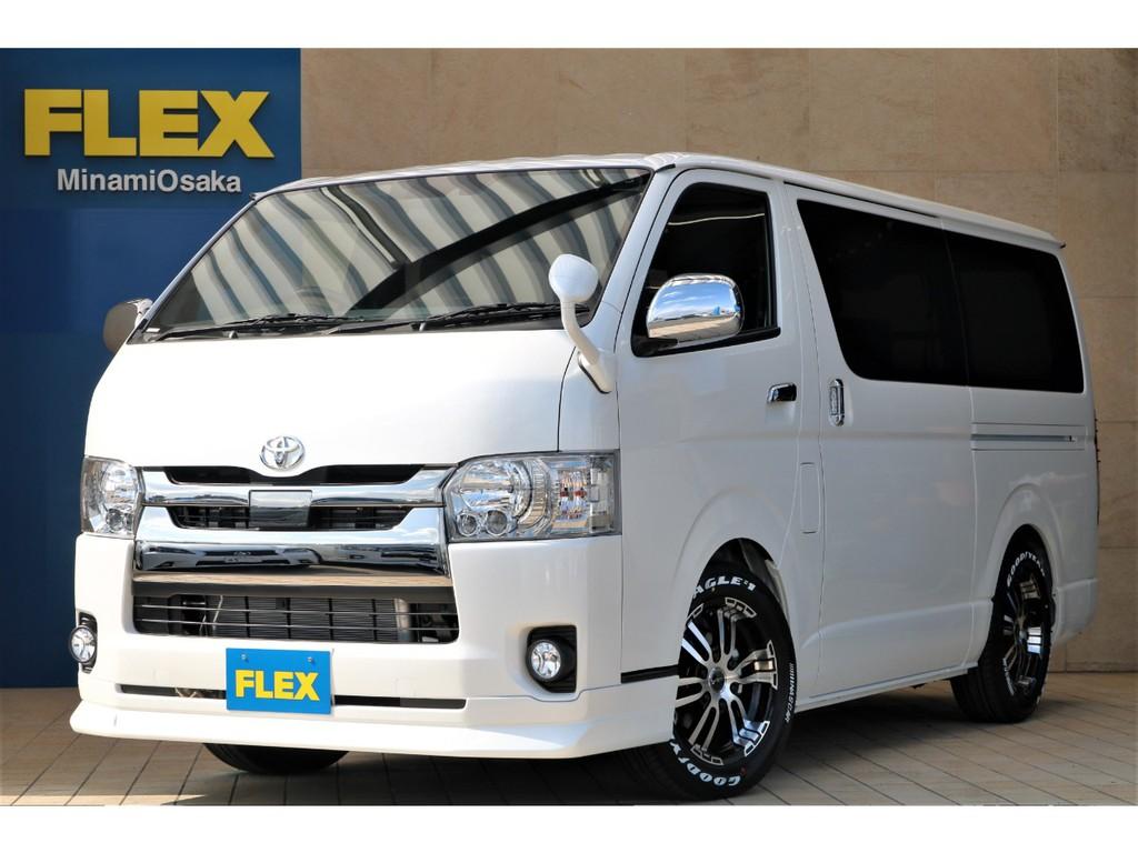 FLEX CUSTOM・新車ダークプライムⅡクリーンディーゼル2WD