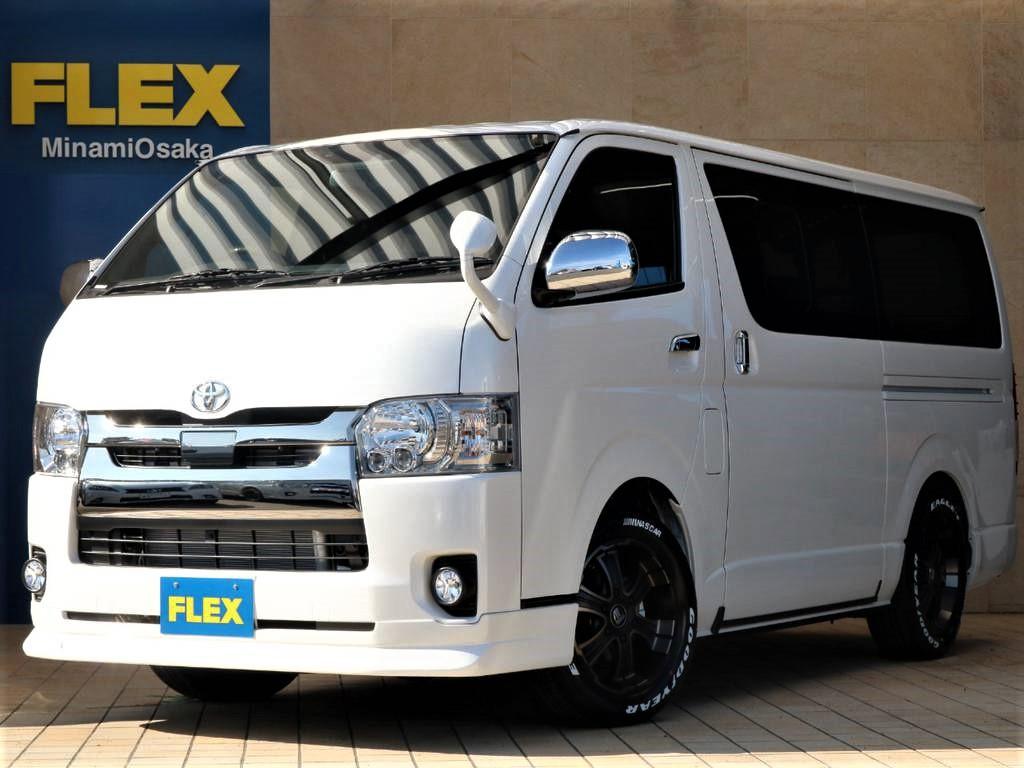 FLEX CUSTOM・新車ダークプライムⅡクリーンディーゼル4WD