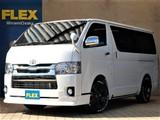 【FLEX CUSTOM/新車DARK PRIMEⅡクリーンディーゼル4WD】内外装オリジナルパーツインストール♪【全国納車可能】
