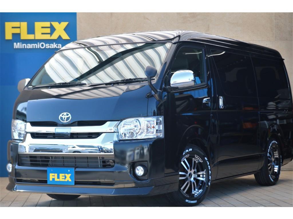 FLEXオリジナルシートR1・新車ワゴンGL2WD