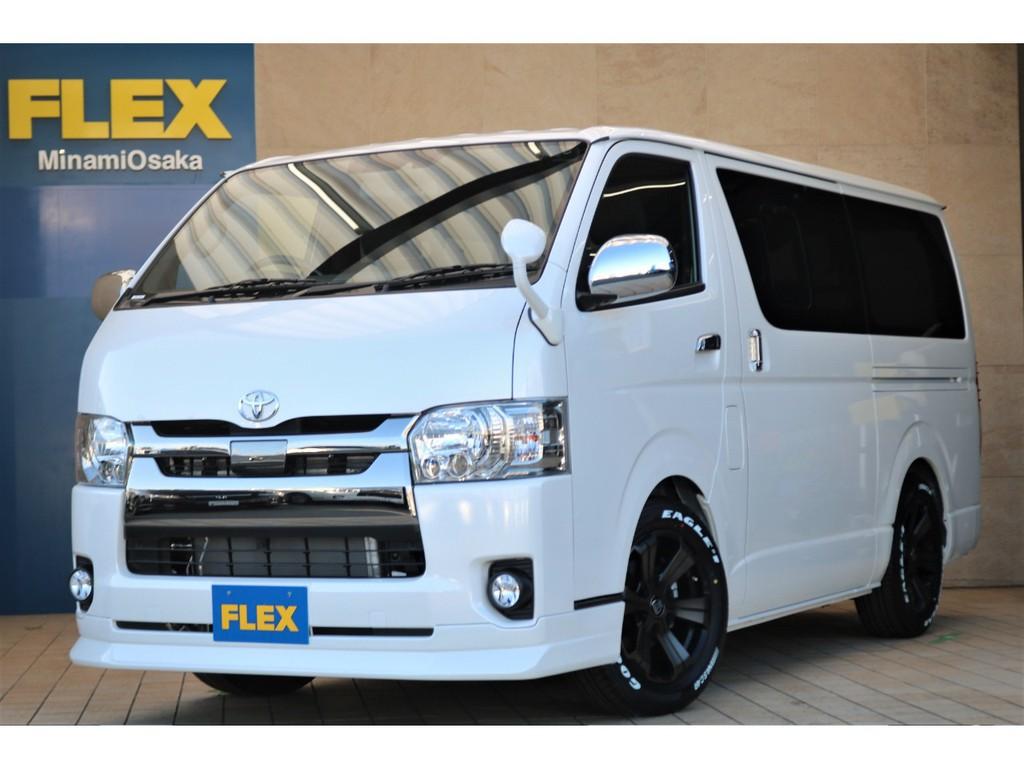FLEXCUSTOM・新車ダークプライムⅡクリーンディーゼルターボ2WD♪