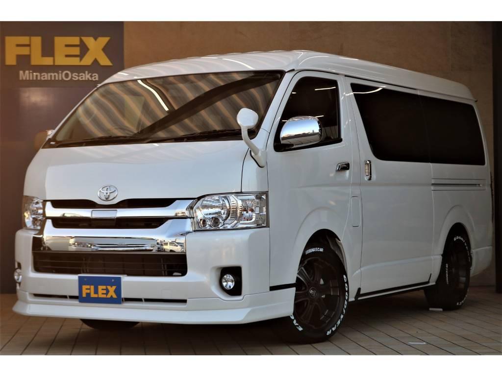 FLEXオリジナルシートR1・新車ワゴンGL4WD