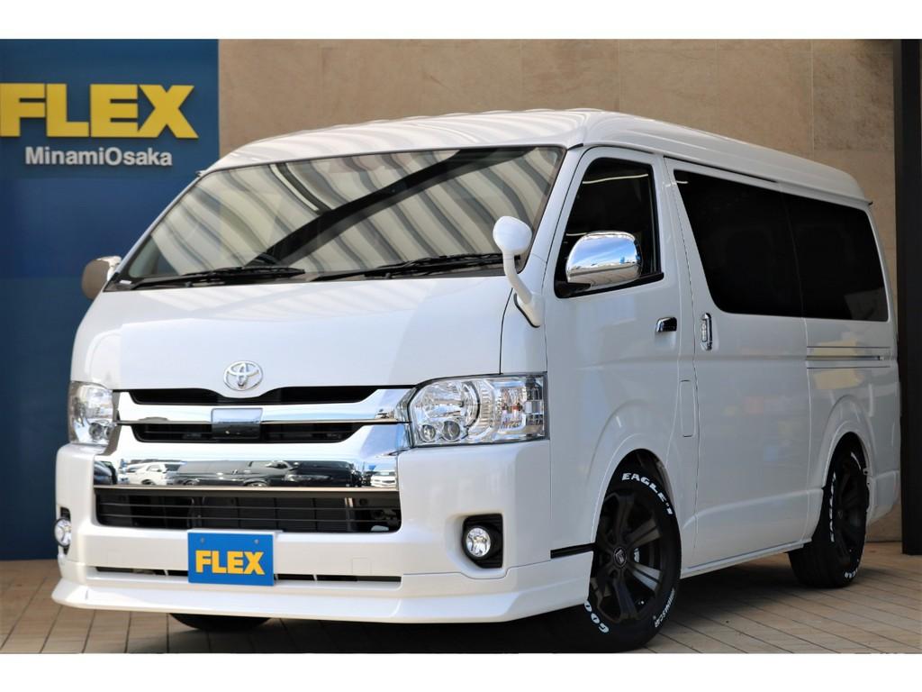 FLEXCUSTOM・新車ワゴンGL2WD