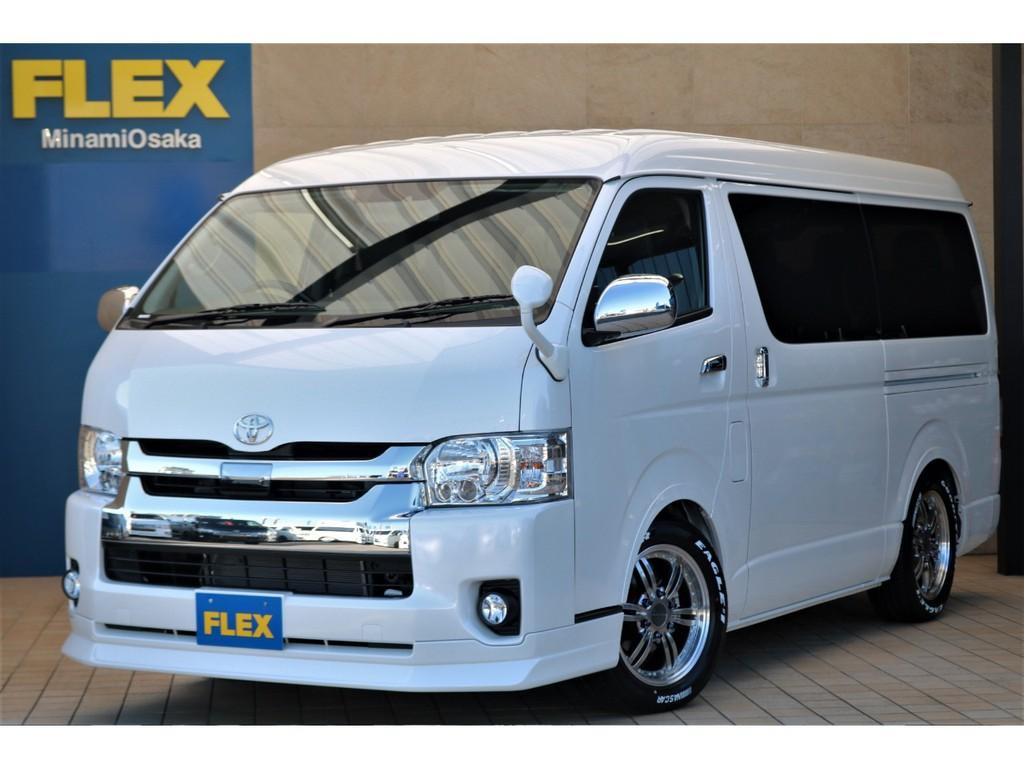 FLEX ORIGINAL SEAT FASP_VER2・新車ワゴンGL2WD♪