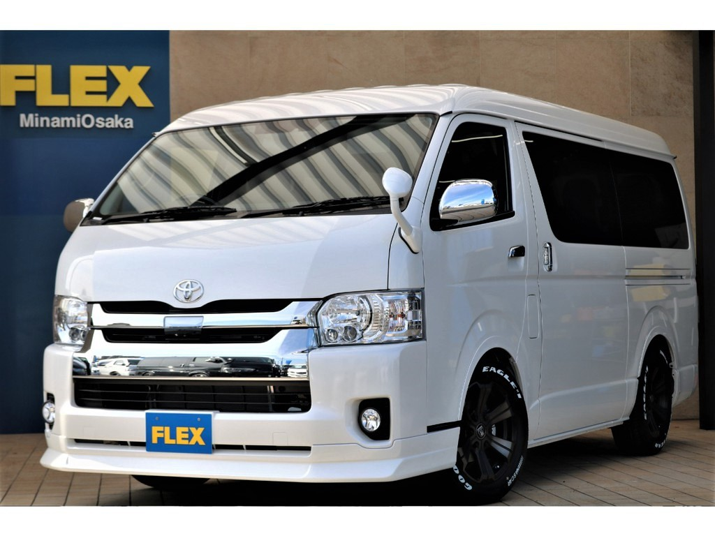 FLEXCUSTOM・新車ワゴンGL2WD・純正シート