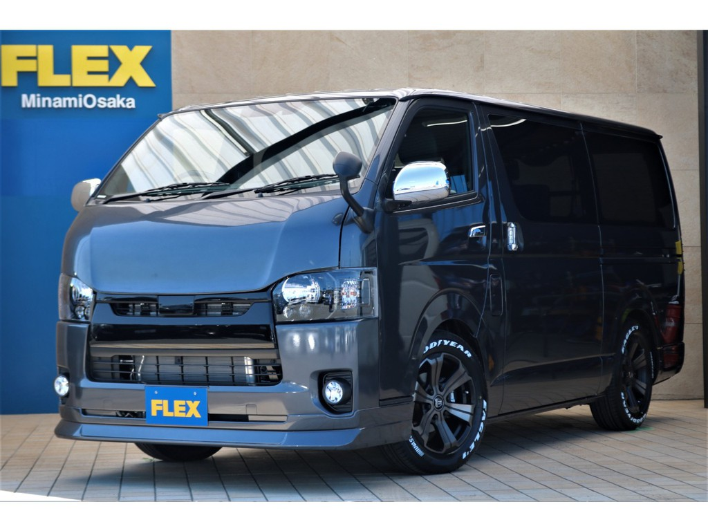 FLEXCUSTOM・新車DARKPRIMEⅡガソリン2WD