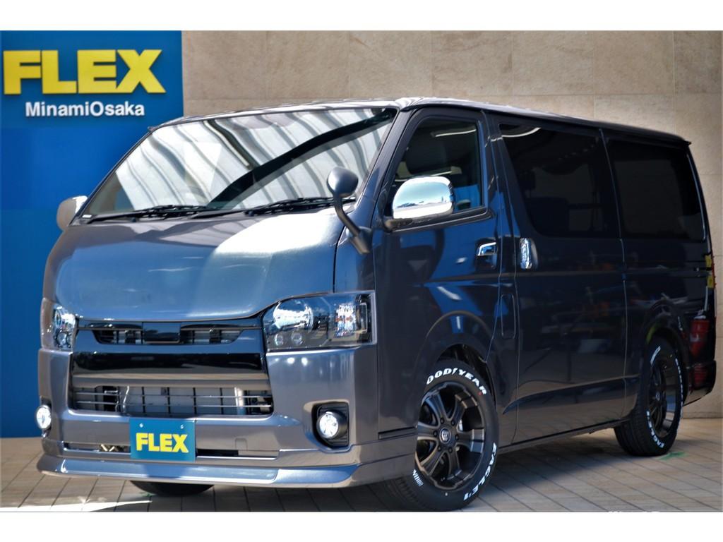 FLEX CUSTOM・新車DARKPRIMEⅡ クリーンディーゼル2WD♪