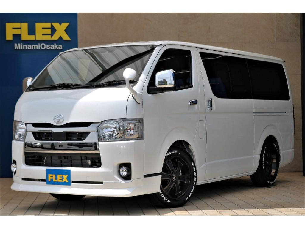 FLEXCUSTOM・新型新車・DARKPRIMEⅡクリーンディーゼル2WD入庫