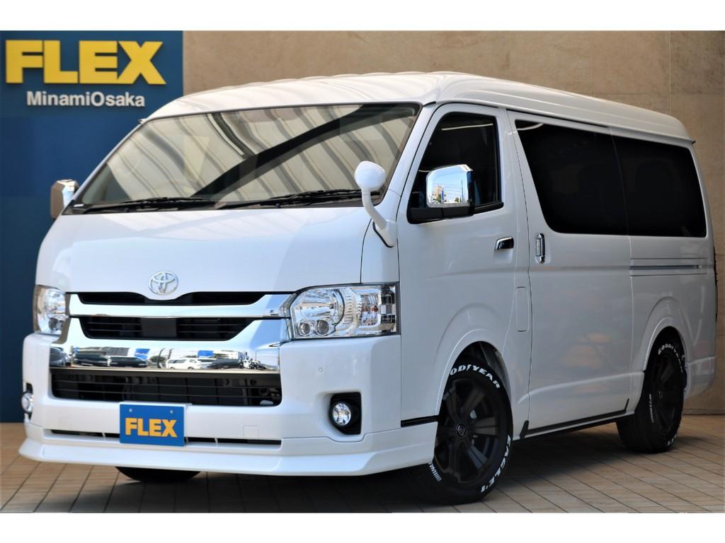 新型新車ワゴンGL4WD・FLEXオリジナルシートアレンジVer1.5♪